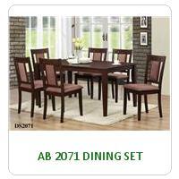 AB 2071 DINING SET